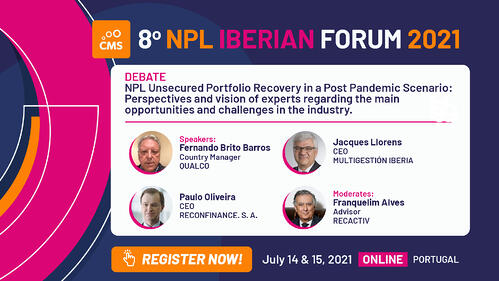 QUALCO is a Gold Sponsor in the 8th NPL Iberian Forum 2021