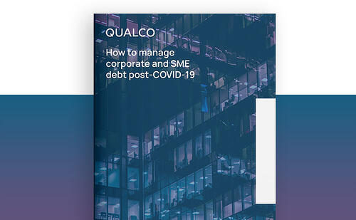 [REPORT] How to manage corporate and SME debt post-COVID-19
