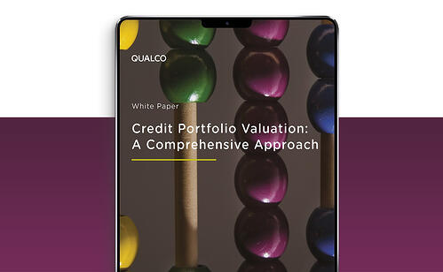 Credit Portfolio Valuation - A Comprehensive Approach