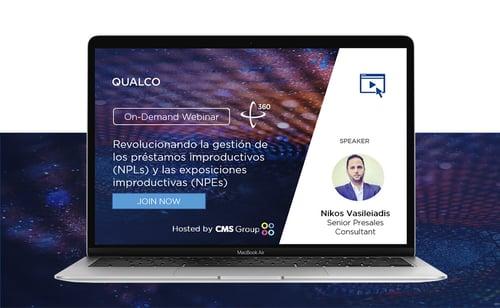 QUALCO 360: Revolucionando la gestión de los préstamos improductivos (NPLs) y las exposiciones improductivas (NPEs)