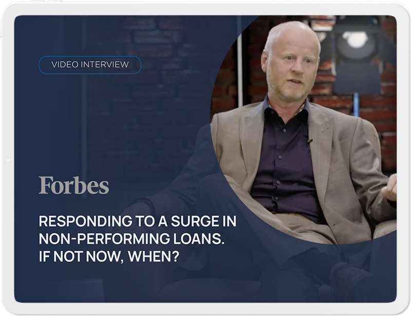 RESPONDING TO A SURGE IN NON-PERFORMING LOANS.